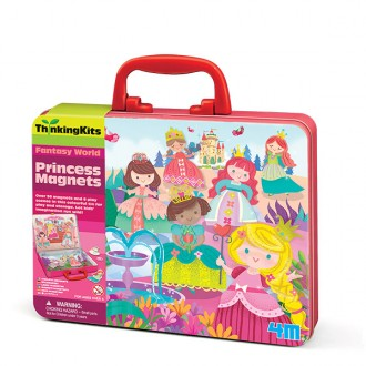 Thinking Kits imanes de princesas