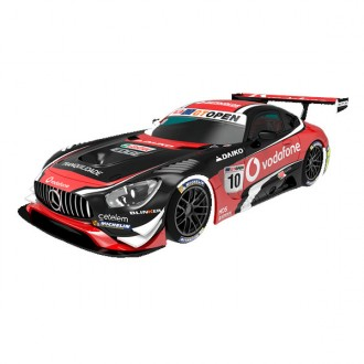 Coche mercedes AMG Gt3 Vodafone