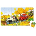 Set 2 puzzles o road-off de jack lovely puzzles