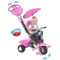 Triciclo sport pink