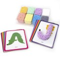 Playfoam shape and learn letter sound