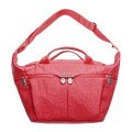 Bolso grande all day rojo