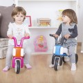 Correpasillos y bicicleta 2 en 1 bunzi stable ride-on pink