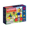 Magformers set wow house